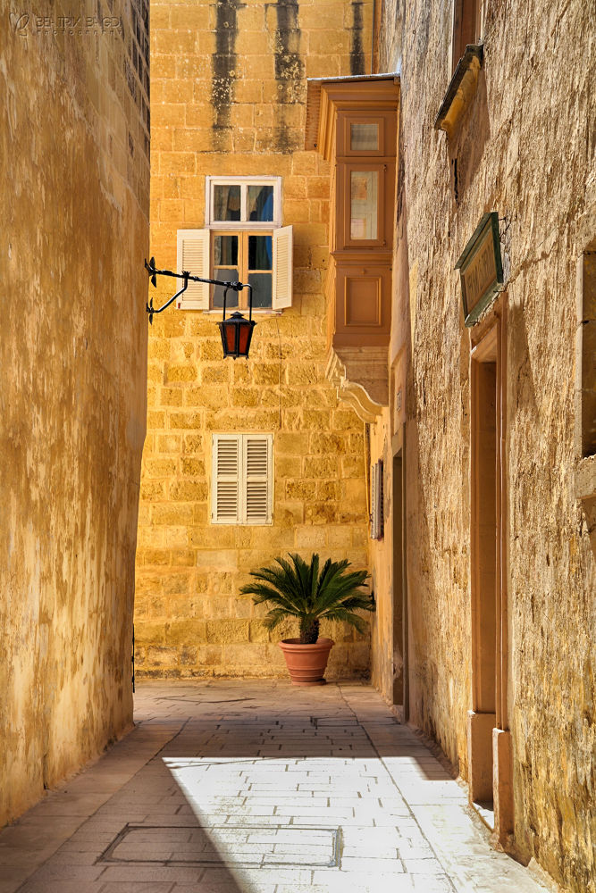 Mdina by BeatrixBagdiCompositionartist
