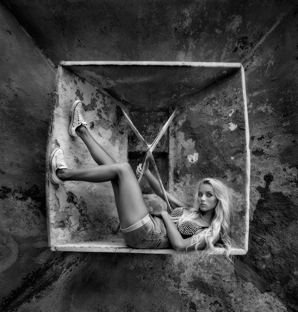 interlocked by John Andre Aasen