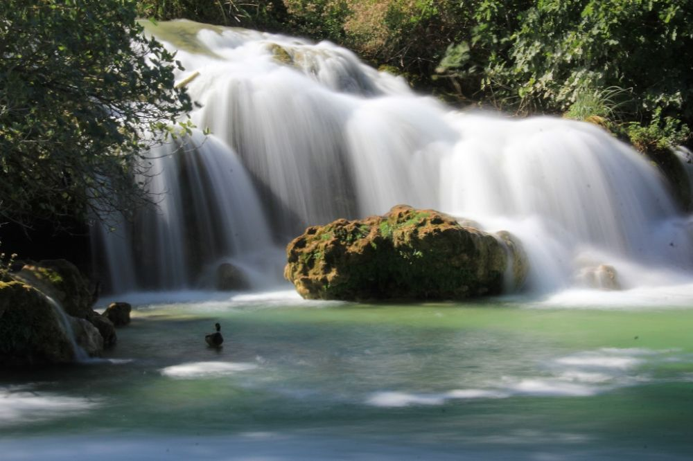 agua en la laguna by carmenvich