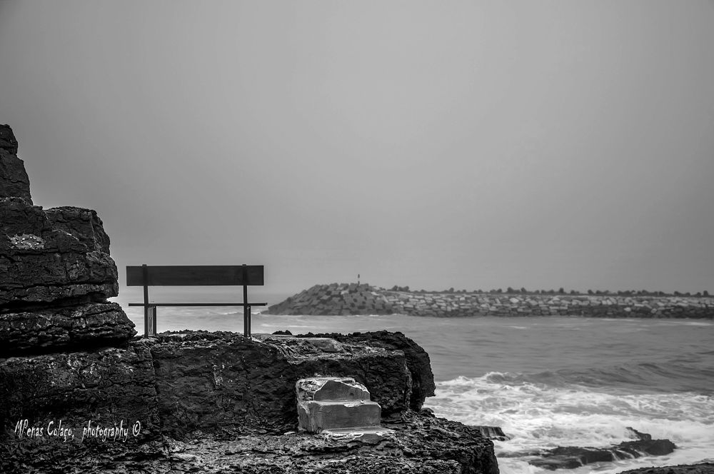 Bench  by Brum_Colaco