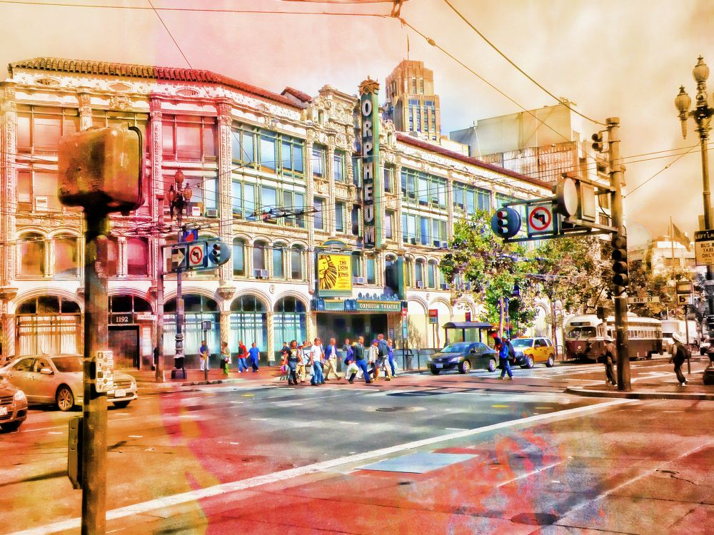 City Streets by FlannelPhotos