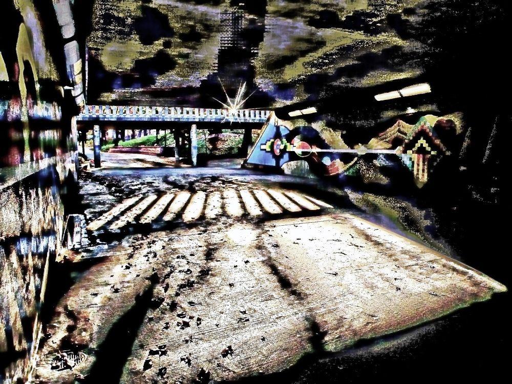 City Tunnel 1 by FlannelPhotos