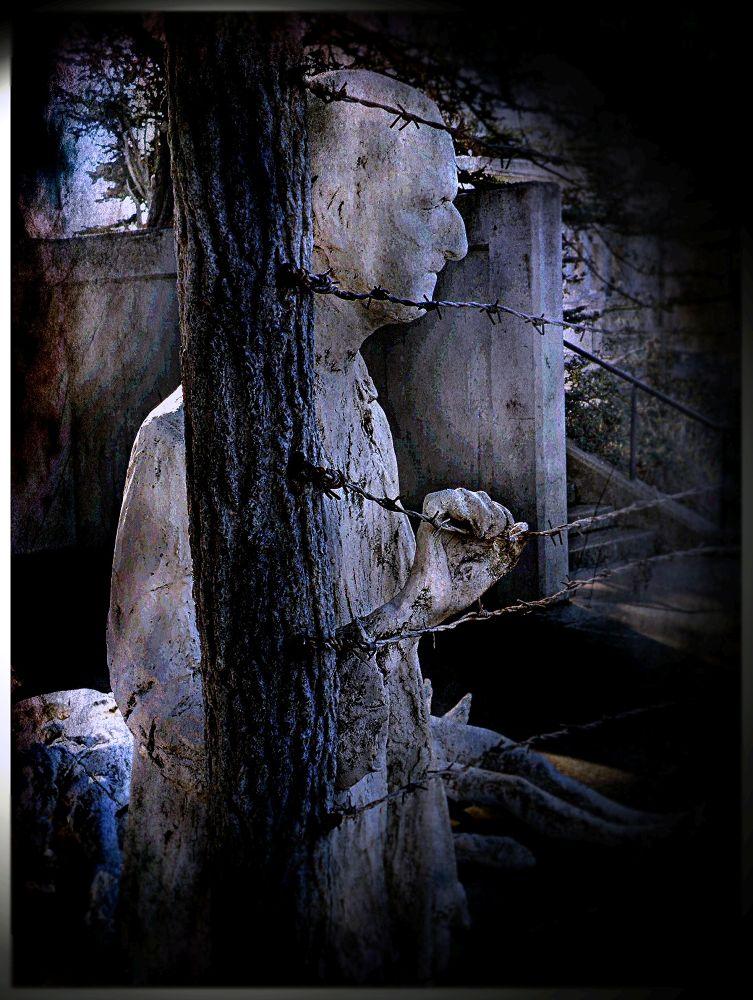 Holocaust memorial San Francisco by FlannelPhotos