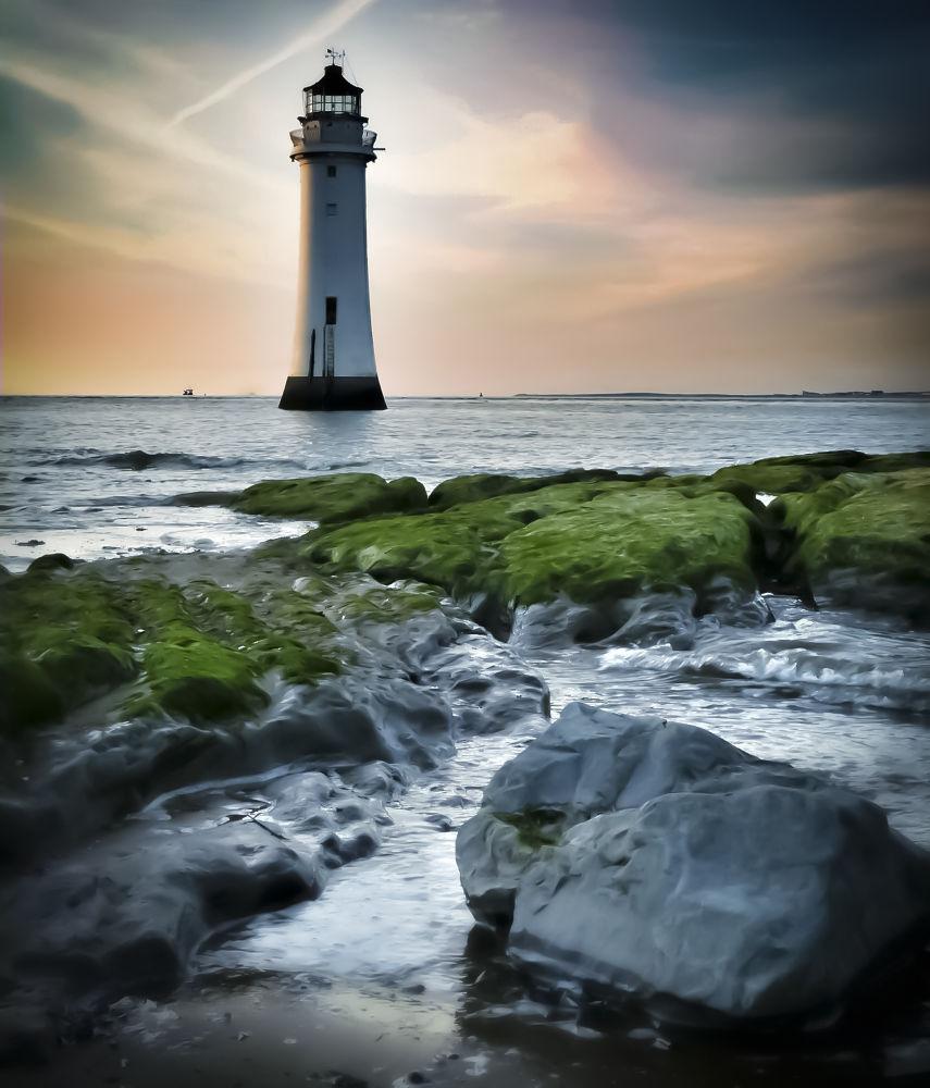 Lighthouse by Tomasz Ruban Photography