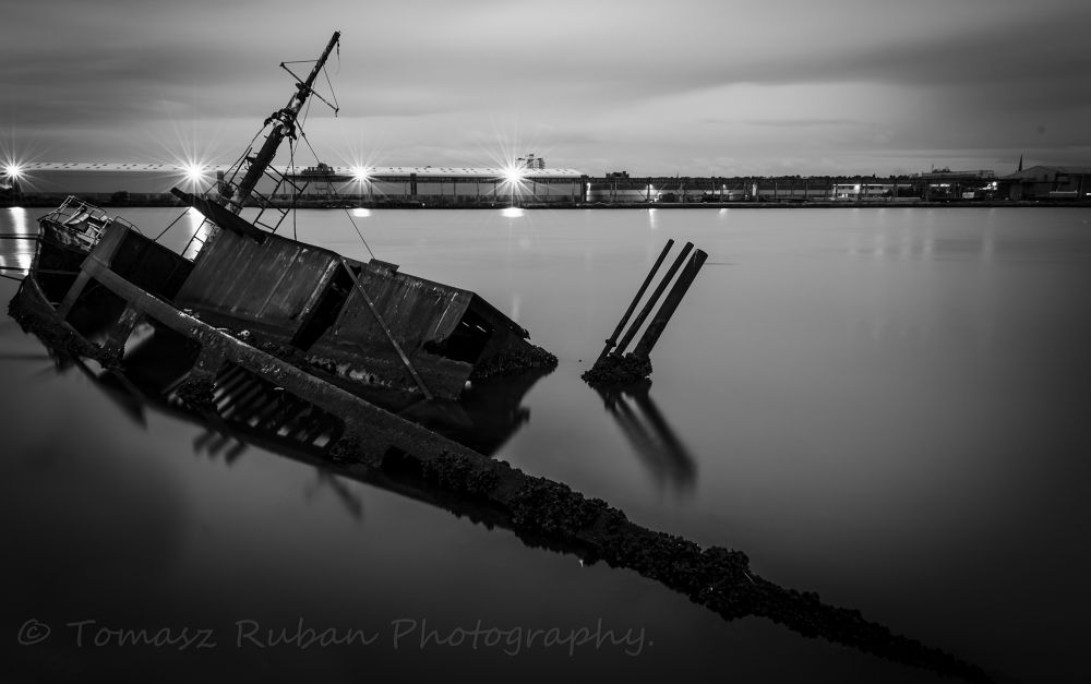 The ship by Tomasz Ruban Photography