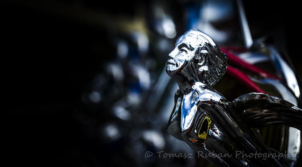 Motor show by Tomasz Ruban Photography