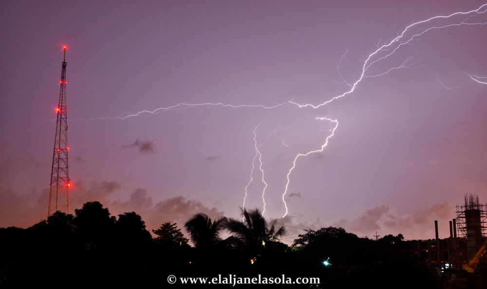 Lightning by ejlsquared