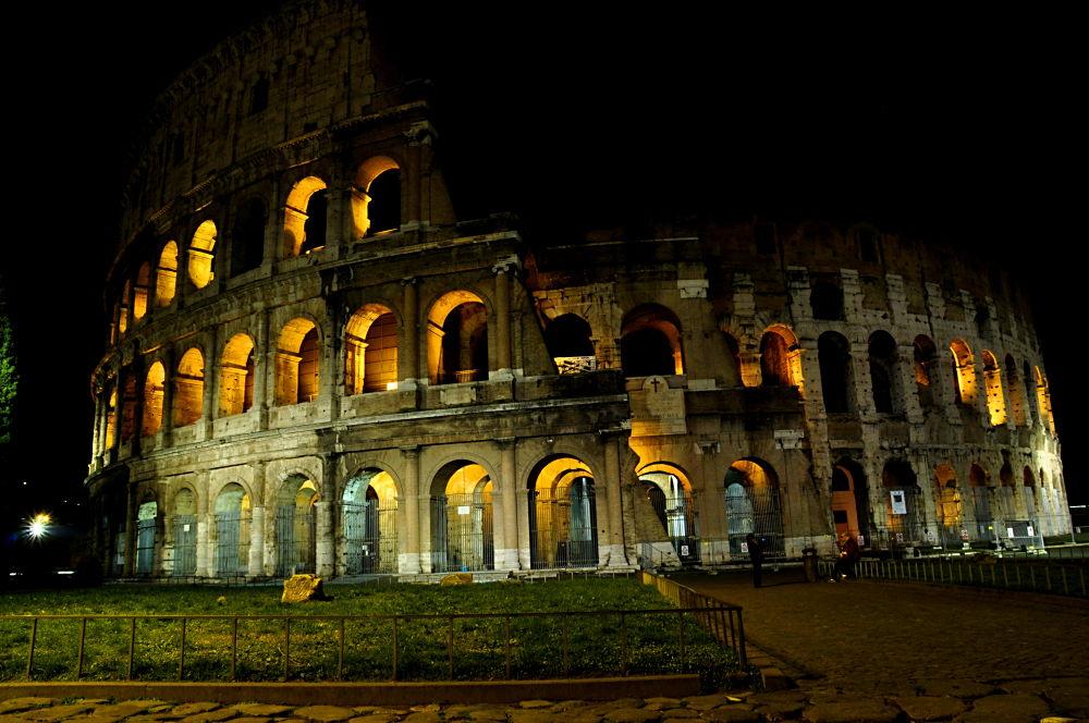 colosseum by lozio