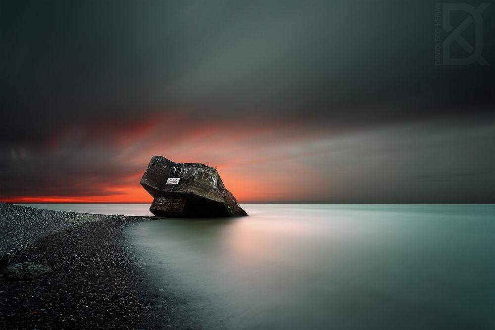 Ray of hope by davidkeochkerian