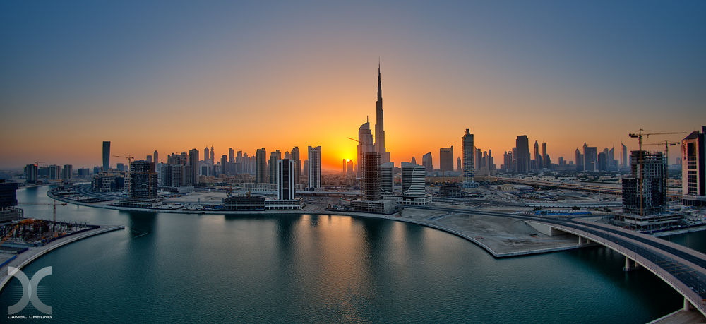 Dubai Grand View by danielkhc