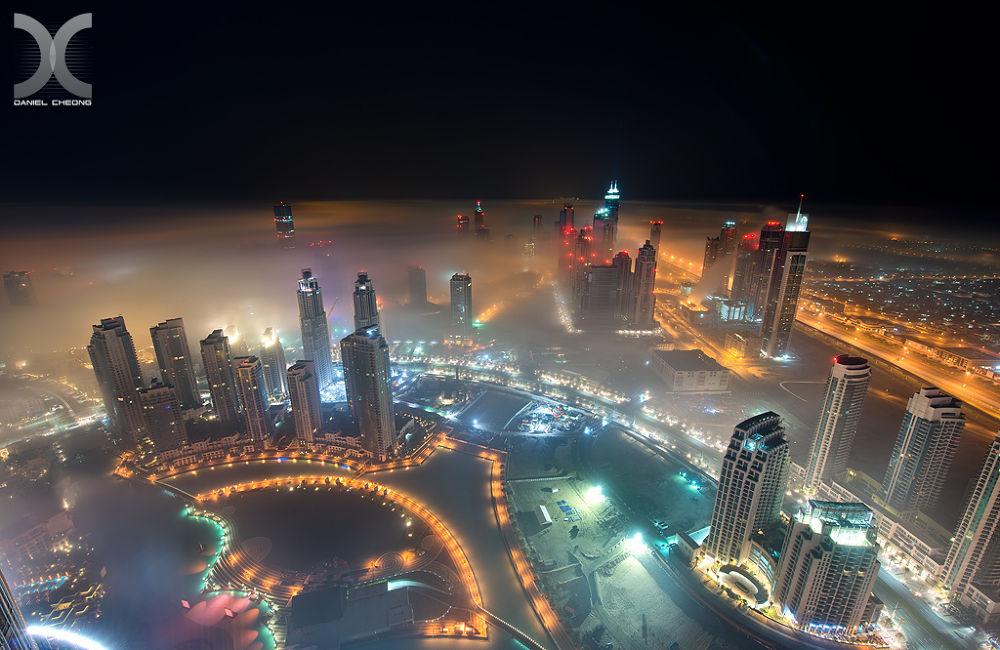 A cryogenic night in Dubai by danielkhc