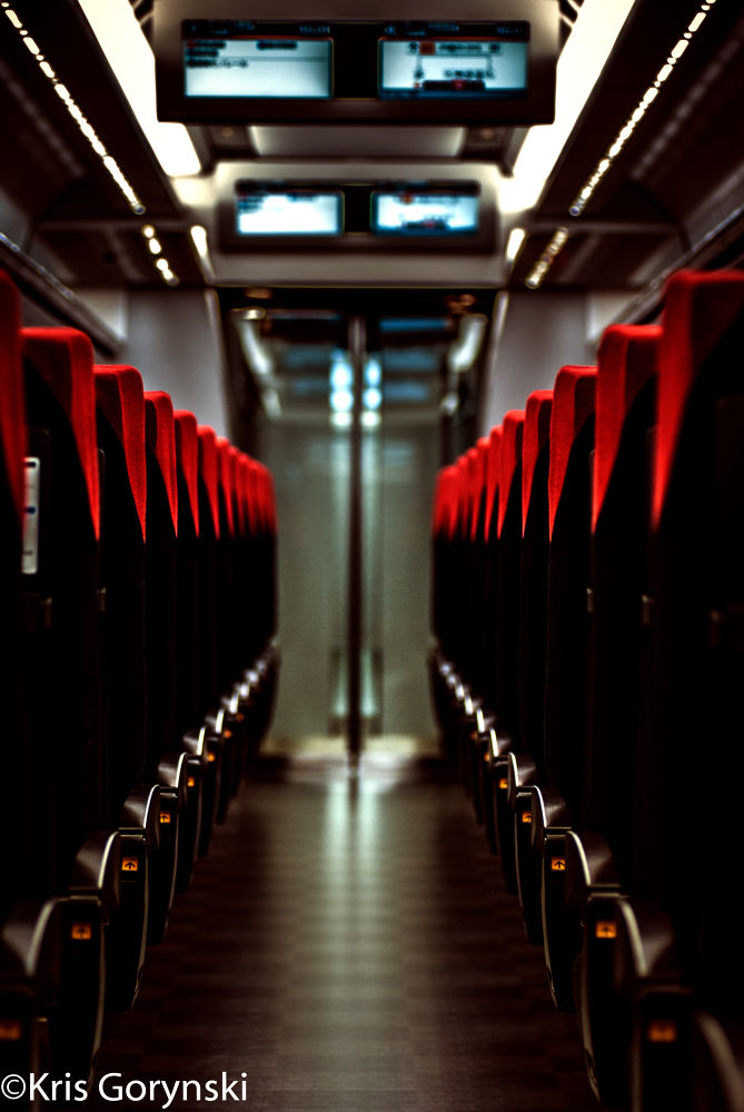 Narita Express by Kris Gorynski