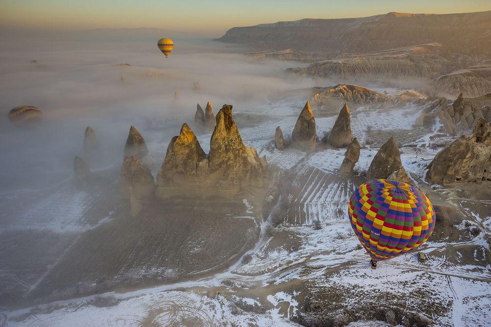 Kapadokya #2 by Artur Dudka
