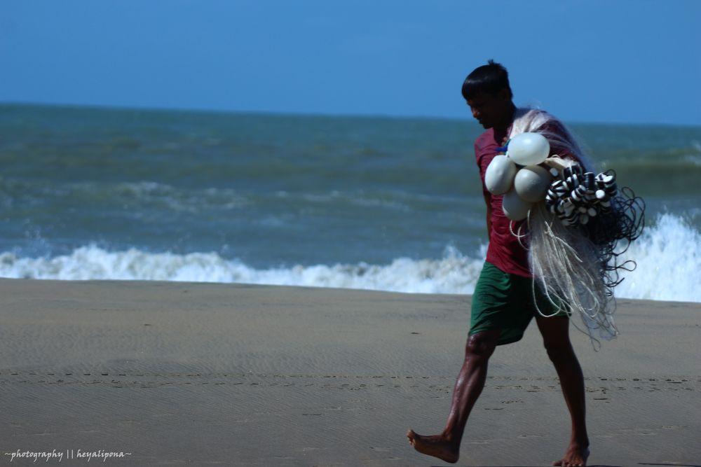 Photo in Random #fisherman #livelihood #sea
