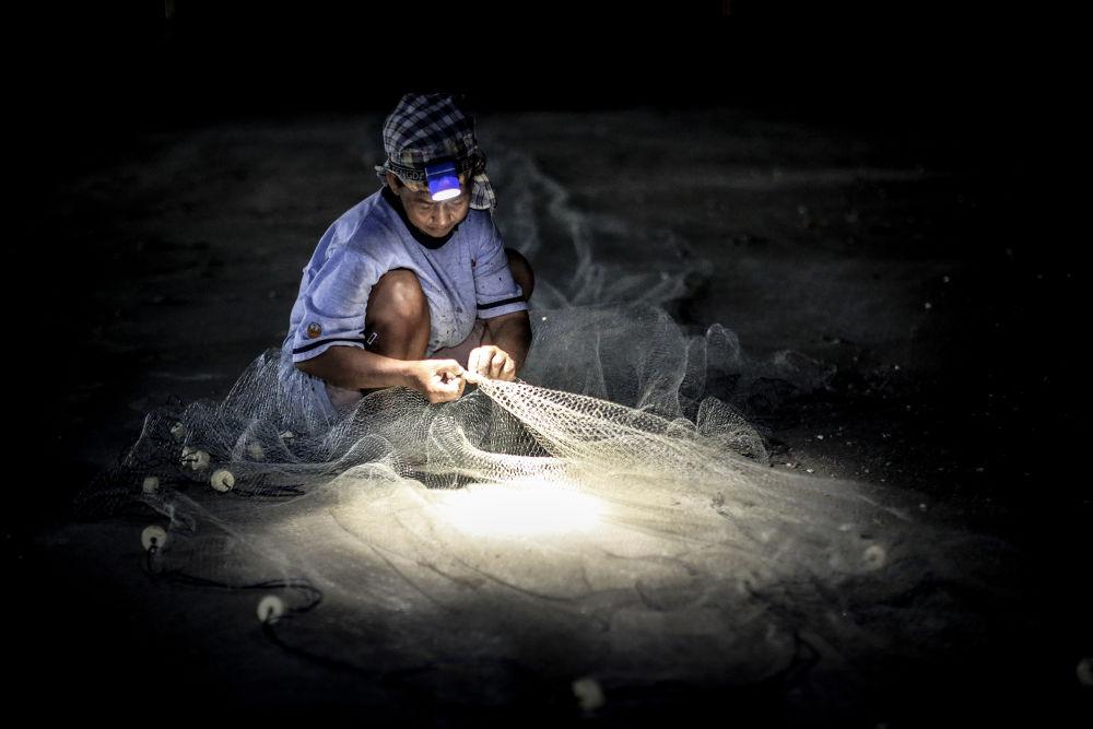 Fisherman'd Wife by SURiyathepjuti