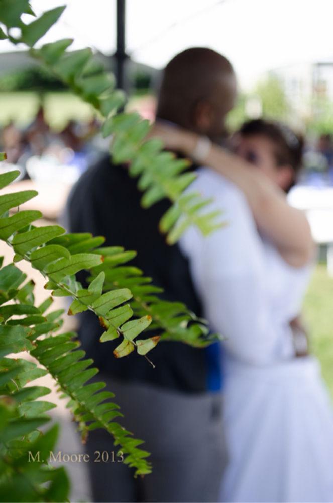 Newlyweds  by mvmoorephotography