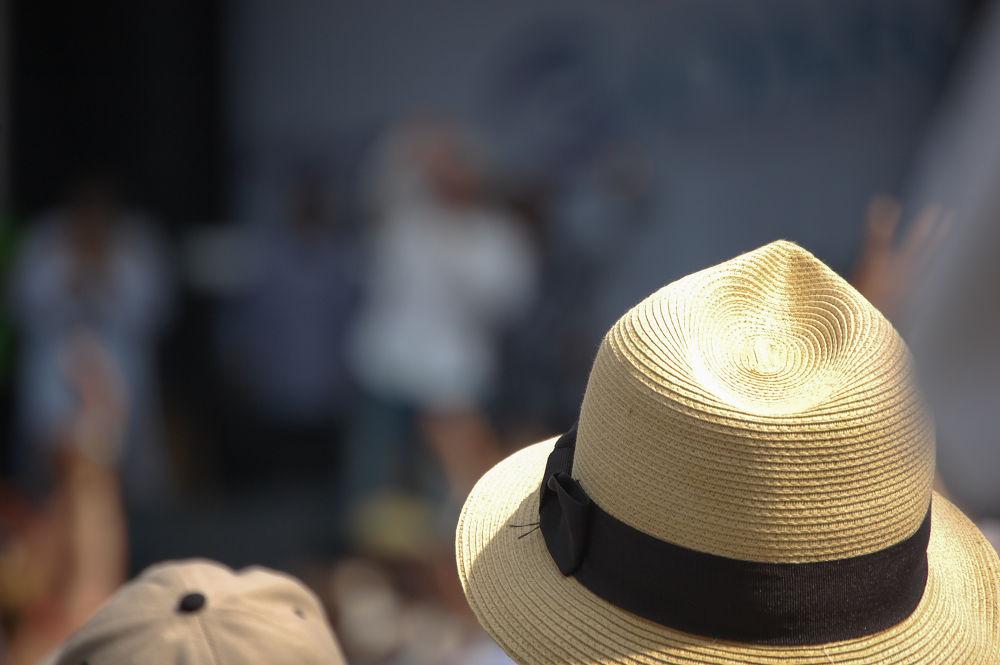 Panama Hat by mvmoorephotography