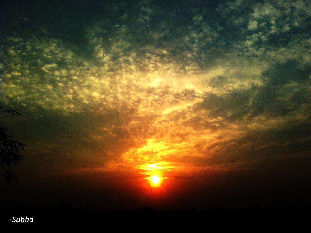 Sun by Subha Dutta