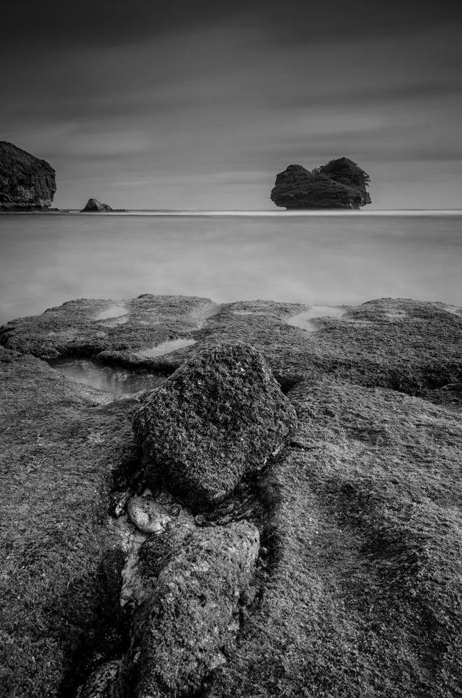 Goa Cina Beach by Rivan Indra