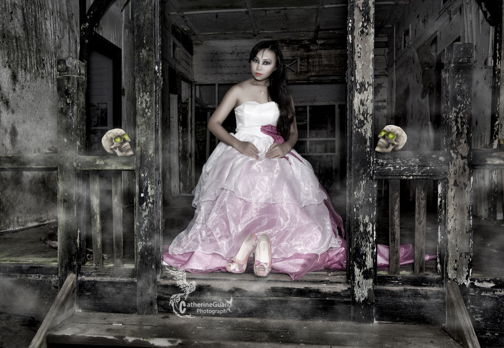 Ghost bride by guancath