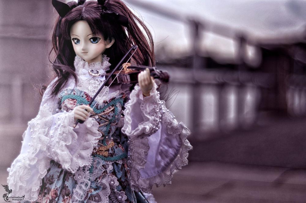 Dollfie by guancath