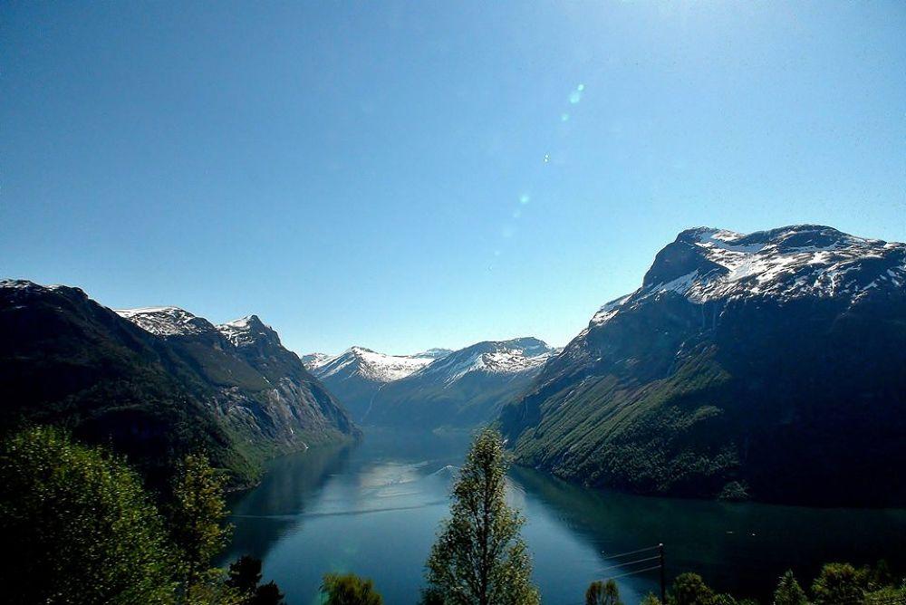 Norway/Geirangerfjorden by wargwind