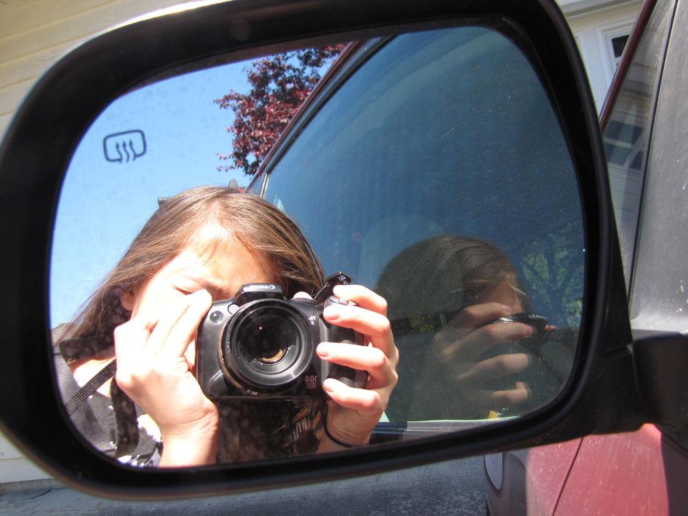 Mirror by sunshinegirl87