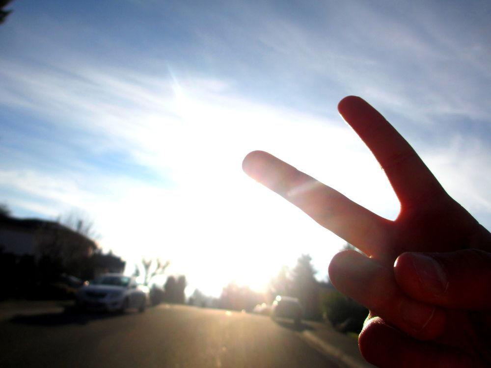 Peace by sunshinegirl87