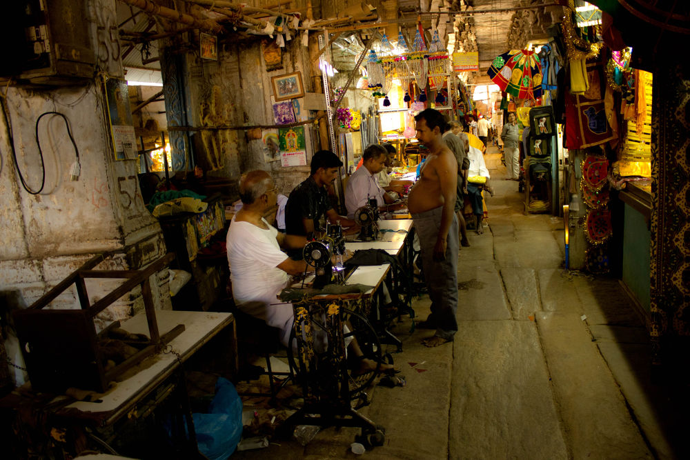 Tailors in Madurai  by bjanagam