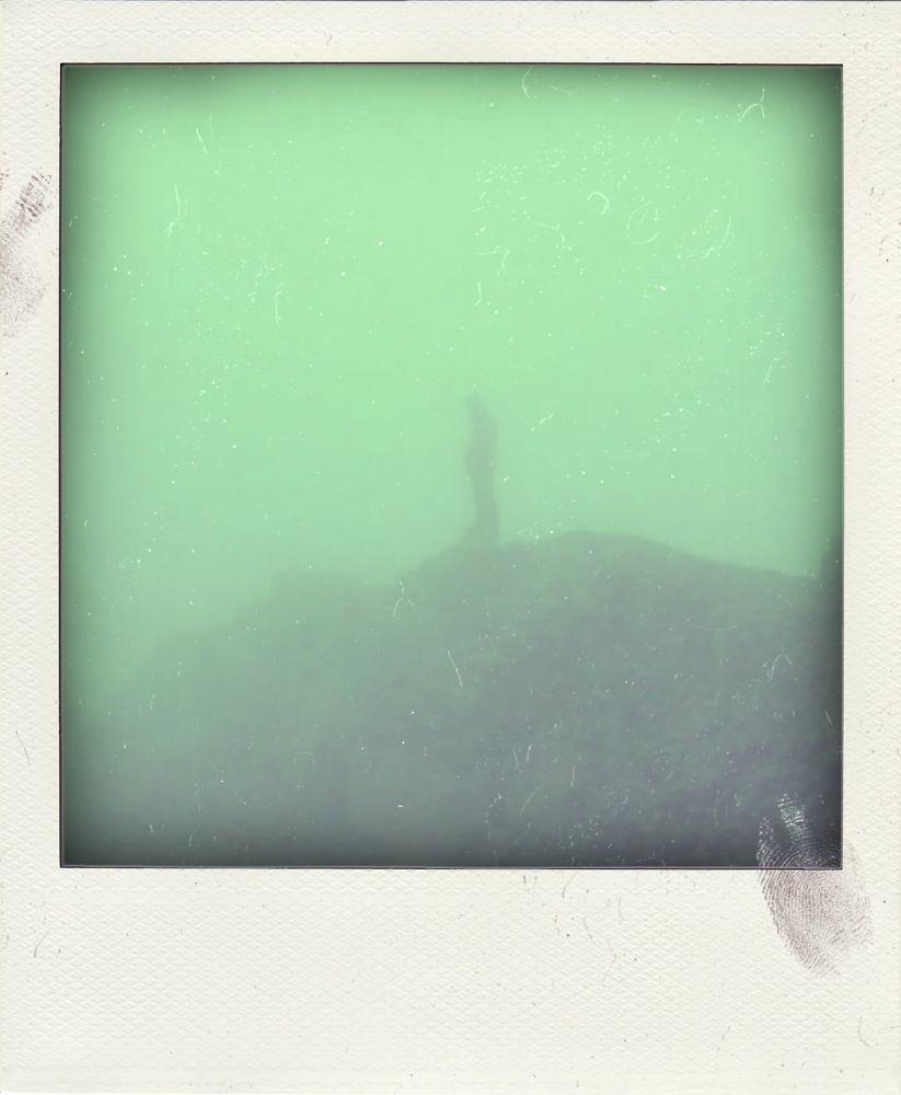 Into the fog by wolfofdeixais