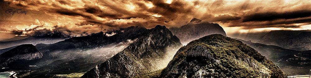 tepe2 by Tunç Yağdı