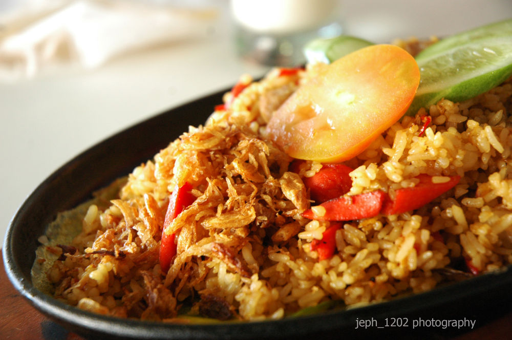 fried rice by Jeffry
