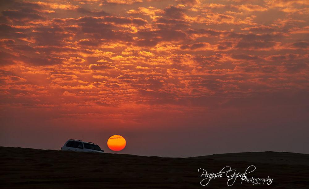 SunRise by Prajeshvenugopal