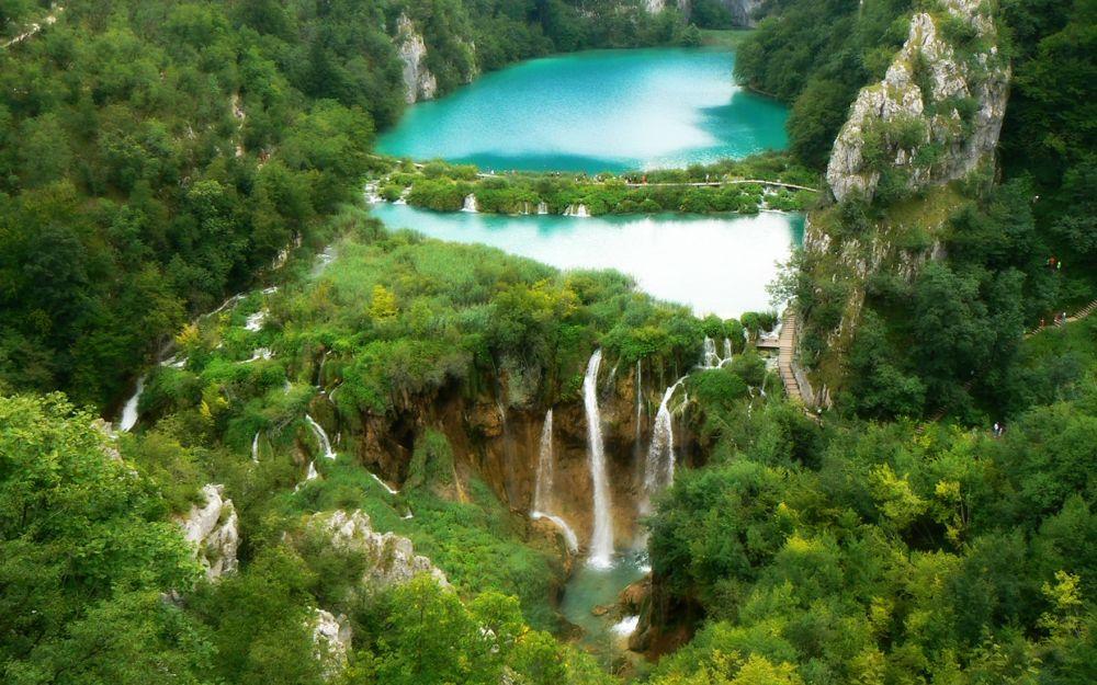 plitvice-waterfalls-1440-900-3731 by igormuzic