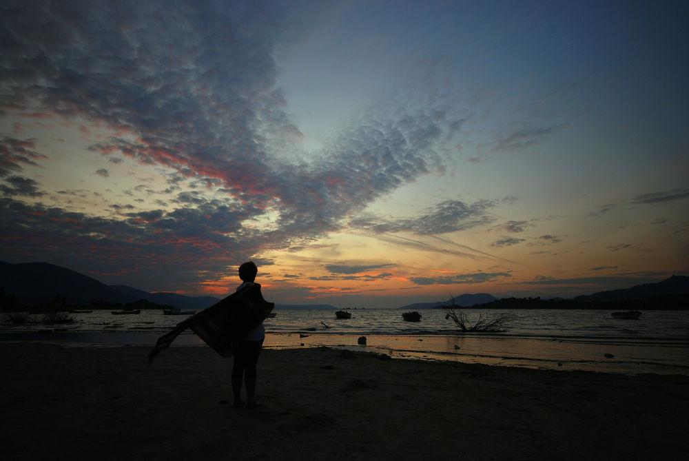 Bafa Lake by kaderonay