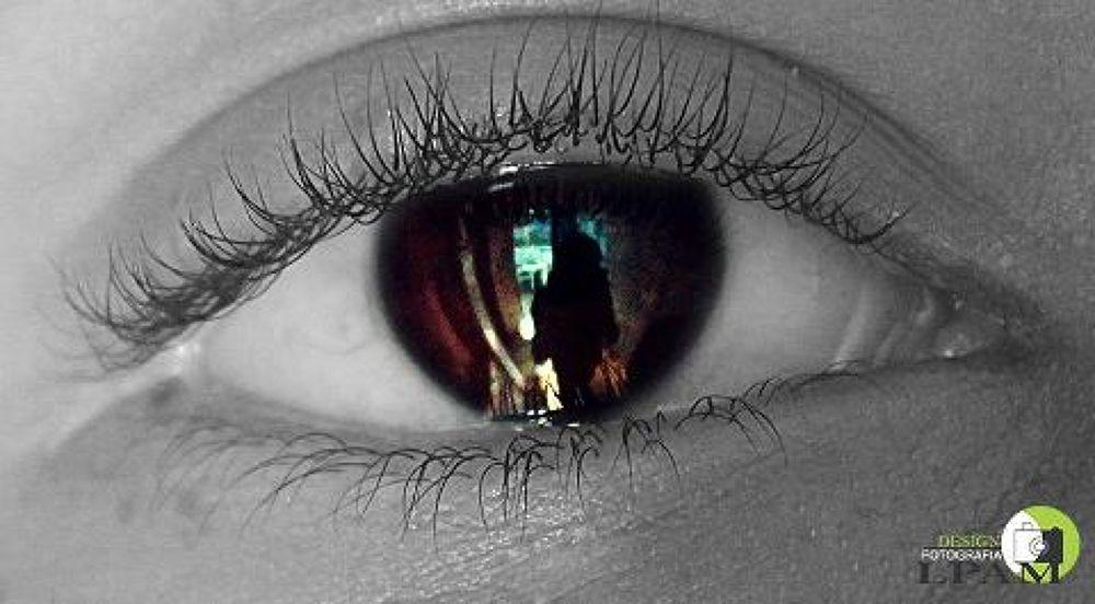Um Olhar diz muita coisa... by leticiapam