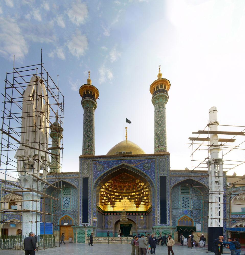 Fātimah bint Mūsā (Masooma e Qum) by farhanrazanaqvi