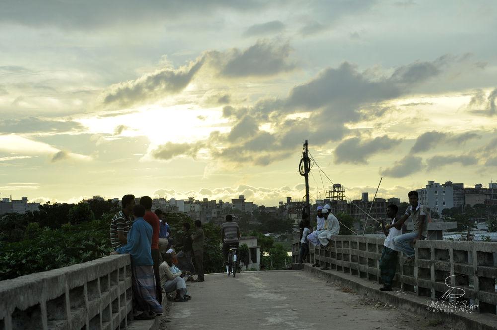 Godhulir Akash by meftasagor
