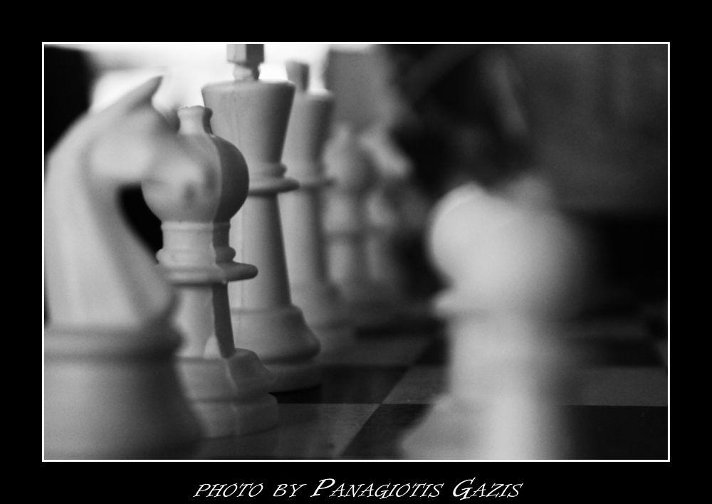 Let's play chess by PanagiotisGazis