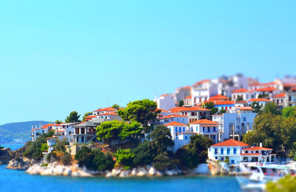 Skiathos, Greece by KlimovaAlexandra