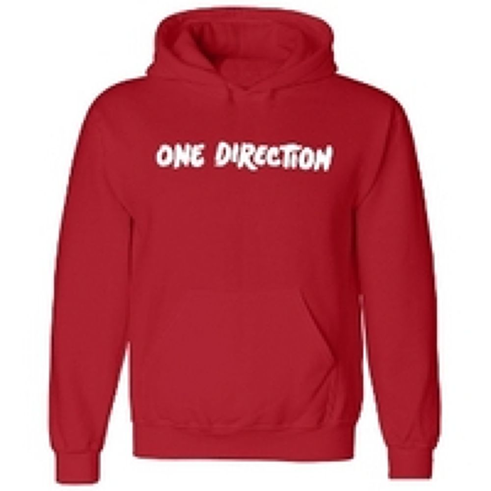 One-Direction-One-Direction-Red-Hoodie (1) by KaylinOfficial17