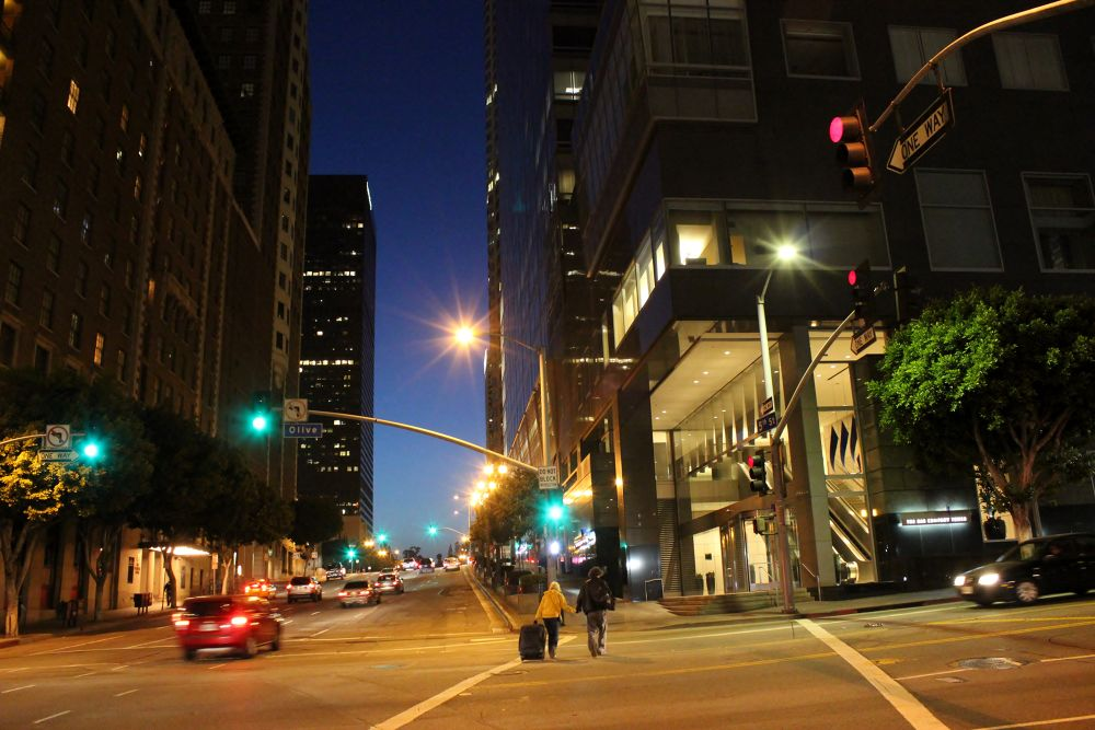 Downtown LA by Beom Photo