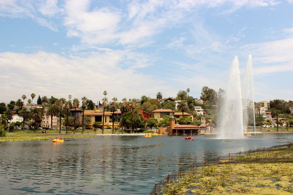 Echo Park by Beom Photo