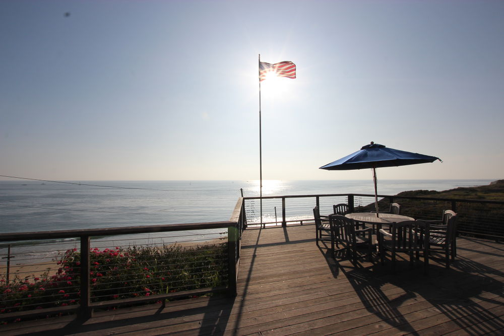 Photo in Landscape #socal #beach #table #spangle