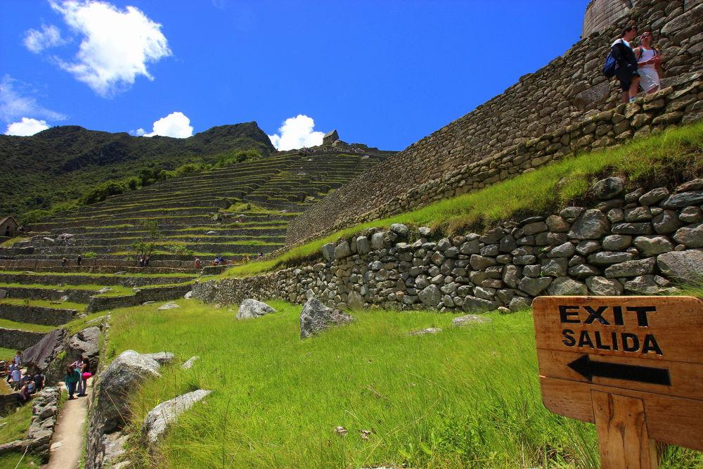 Machu Picchu by Beom Photo