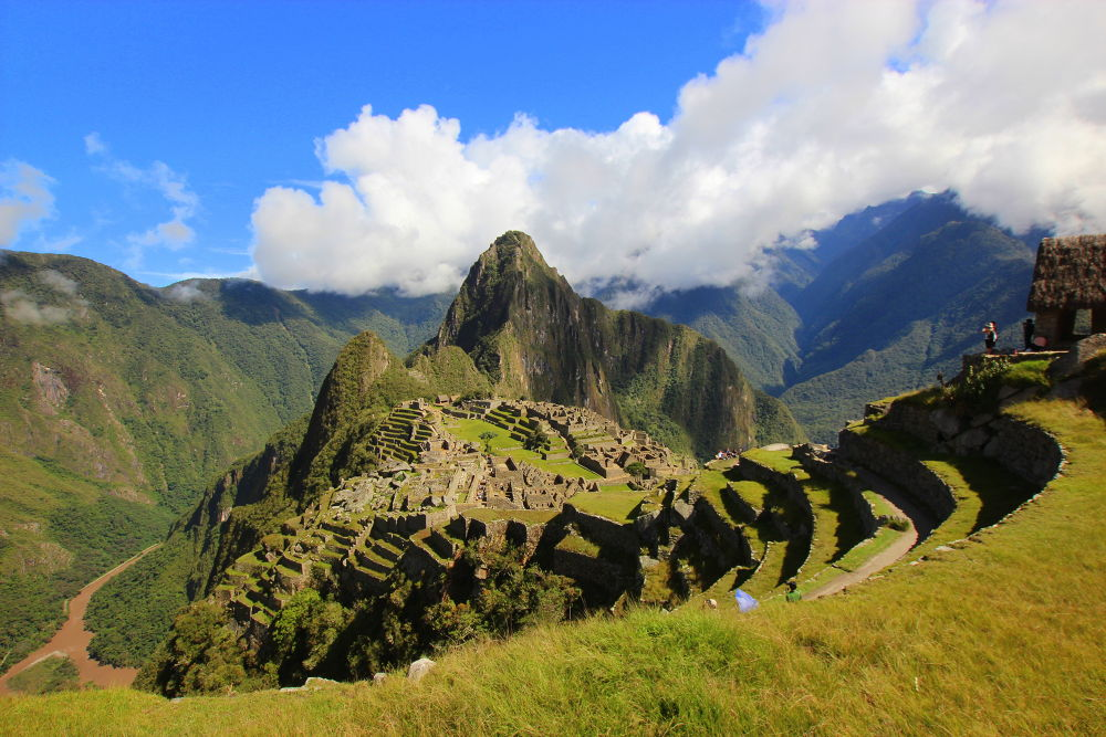 machu picchu by Beom Photo