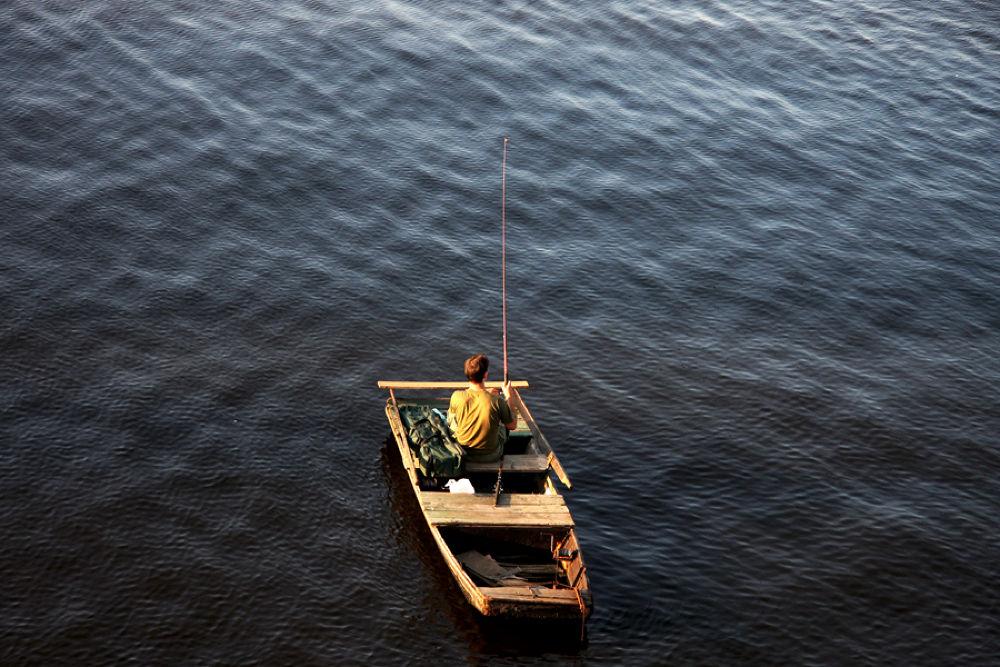 fisherman_1 by Rusova Anna