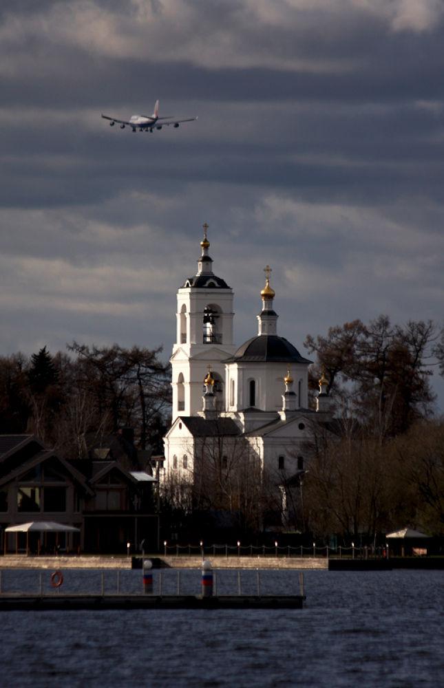 Klyazma. by Rusova Anna