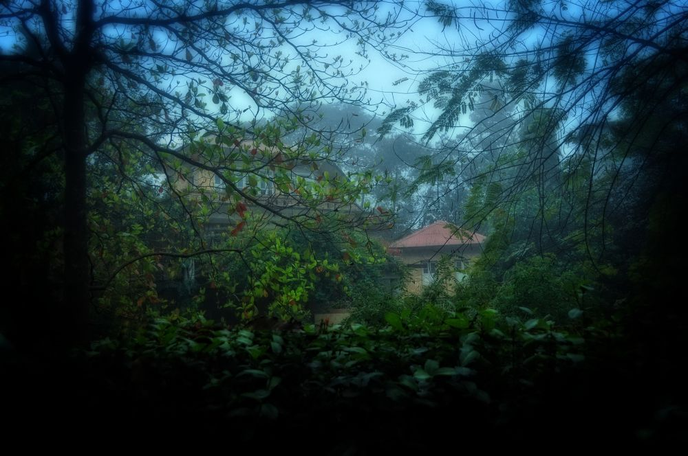 HAUNTED HOUSE by tayearchowdhury