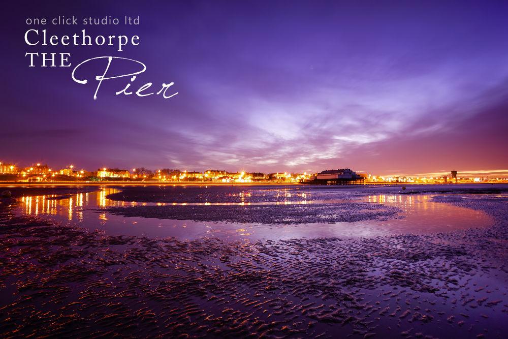 The Pier, Cleethorpe  by leecalvin917